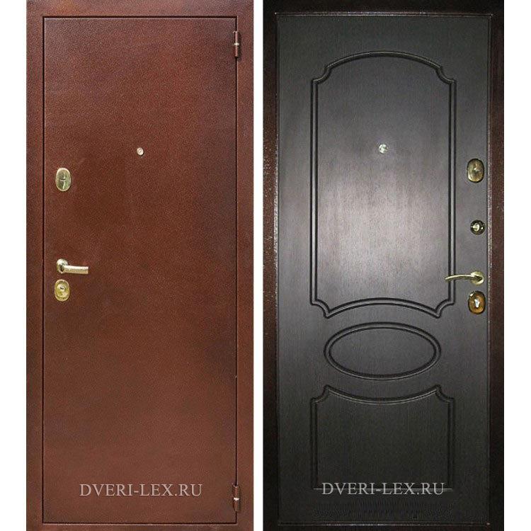 входные металлические двери в квартиру отечественные